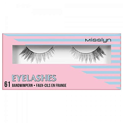 Misslyn Eyelashes Eye Am So Gorgeous, 2 Stück