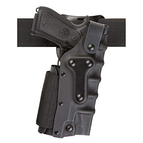 Safariland 3280 Military Low-Ride Holster, STX Tactical Black