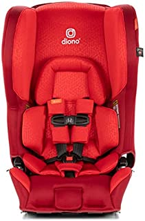 Diono Rainier 2AX Convertible Car Seat, Red