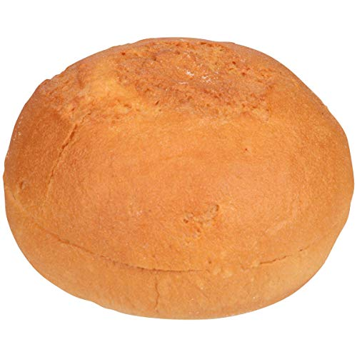 Udis Gluten Free Classic Hamburger Bun, 3.2 Ounce -- 24 per case.