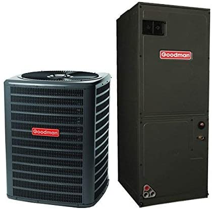 Amazon Com 4 Ton Goodman 14 Seer R410a Air Conditioner Split System Home Kitchen