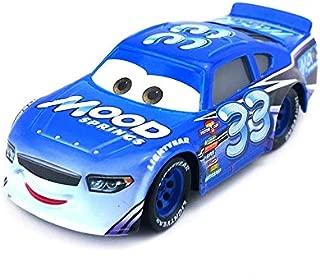 Disney Disney Pixar Cars No.33 Dud Throttleman Metal Diecast Toy Car 1:55 Loose in Stock &