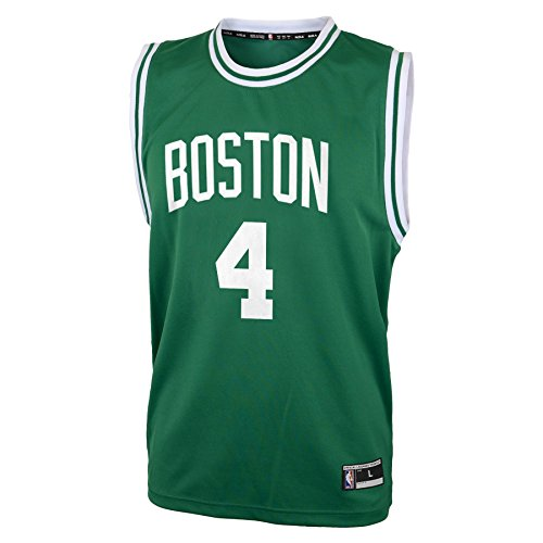 Outerstuff NBA Boys' Replica Player Jersey-Road, Kelly, Youth Medium(10-12)