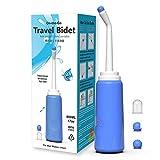 Travel Bidet Bottle- Portable Bidet Sprayer Mini Handheld Bidet for Personal Hygiene Care Bottom Wiper 17OZ/500ml Capacity
