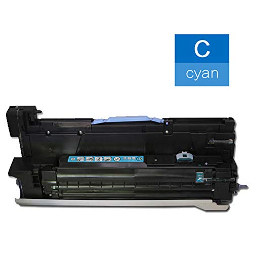 CF258A Toner Cartridge Vervangbaar Compatibel voor HP Laserjet M880z + M880z + NFC M855xh dh M855x + Series Printer, Print no ghosting True Color size Cyaan