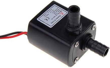 Mini Micro Bomba Sumergible de Agua Aceite Ultra Silencioso Sin Escobillas Brushless Dc 12V 240L /