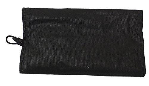 Emsco Group 2355D City Pickers Replacement 2 Pack Mulch Cover, Black