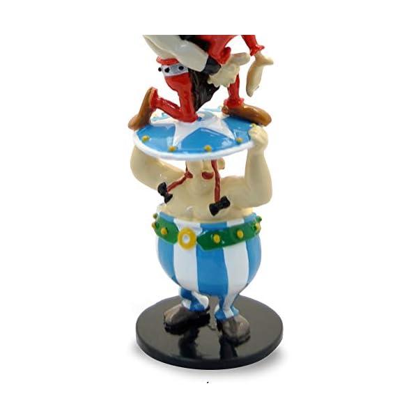 PIXI Figura de colección Columna de Astérix y Obélix 60 años 30cm 2336 (2019) 5