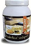 develo diabetic veloprot sugar free high protein powder for diabetes [Kesar Badam] 1