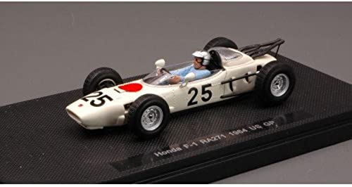 EBBRO 1 43 Honda RA271 1964 American GP   25 blanco (resin model) (japan import)