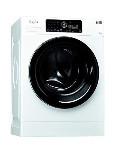 Whirlpool FSCR 10440, Lavatrice a Carica Frontale a Libera Installazione, A+++-40%, 10kg, 1400 giri min, Autodose