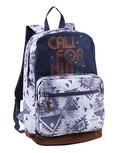 CHEROKEE Backpack, Blue, Large