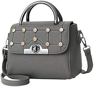 TOOGOO New Style Messenger Bag For Women Pu Leather Handbags Luxury Quality Female Shoulder Bags Famous Women Designer Flap Satchel Black