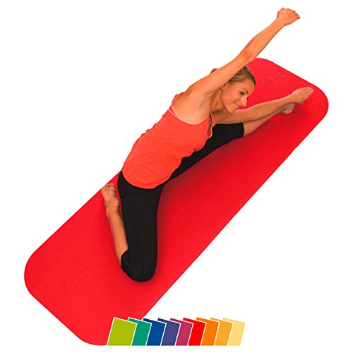 AIREX Gymnastikmatte Coronella, LxBxH 185x60x1,5 cm