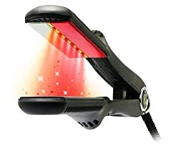 """commercial Crocodile 1.5 """"Infrared Classic Professional Flat Iron 11/2"""" Straight Curling Iron infrared iron hair"""