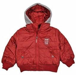 4608c8fda553 Calvin Klein Toddler Boys 2Fer Hooded Bubble Jacket ~ MLB Seattle ...