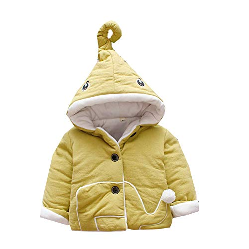 Kinder Langarm Winter Cartoon Kapuzen Baumwollmantel YunYoud sweatjacke outdoorjacke herbst jeansjacke jungen winterjacke übergangsjacke windjacke winterjacken schöne kindermantel