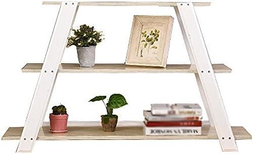 Bücherregal CHUANLAN Nordic Bodenstehende Wohnzimmer Schlafzimmer Büro Regale