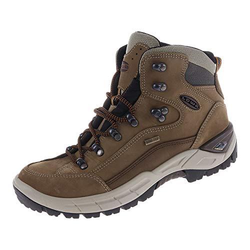 Lowa Renegade GTX MID Sand Sepia 3729354355 Damesschoenen, trekkinglaarzen, wandellaarzen, zandkleurig
