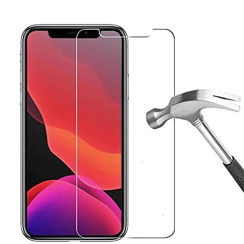 2 pezzi Vetro temperato compatibile per iphone xr