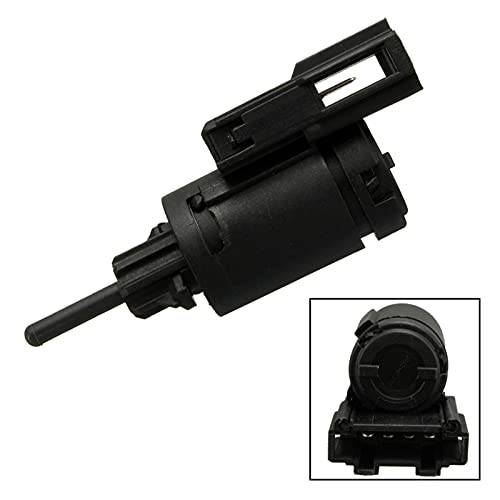 Just like Interruptor de luz de Freno de Tope de 4 Pines Interruptor de luz inversa 1J0945511111 FIT para VW/Golf Lupo Polo Black
