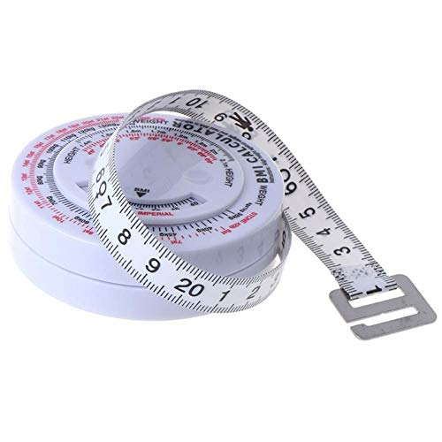 1,5 M Body Meetliniaal Naaien Tailor Tape Maatregel Mini Zachte Plat Liniaal Centimeter Meter Naaien Meetlint Willekeurige Kleur