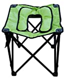 Travel John Foldable Commode & Chair - 66946 - Foldable Camping Toilet