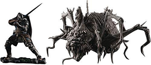 メガハウス ゲームピースコレクション DARK SOULS 上級騎士&混沌の魔女クラーグ 約90mm PS製 未塗装組立て...