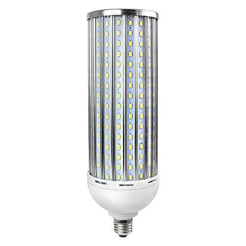 Granvoo E27 80W Anti-Estroboscópica LED de maíz Luz Aleación de Aluminio Blanco Frío 320X5730 SMD AC 140-265V