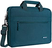 MOSISO Laptop Borsa a Spalla Compatibile con 13-13,3 Pollici MacBook PRO, MacBook Air, Notebook ComputerPoliestere...