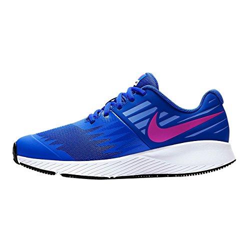 Nike Star Runner, Scarpe da Fitness Unisex-Adulto, Bianco 907257 403, 38.5 EU