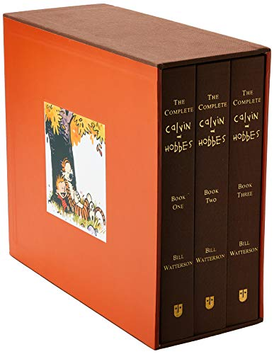 Calvin and Hobbes Hardcover $65.99 January 2nd in-stock