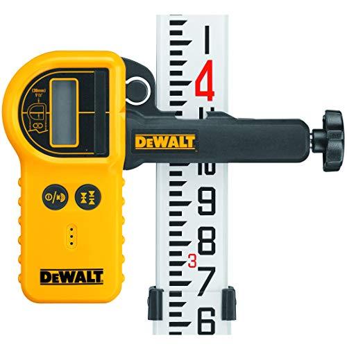 DEWALT DW0772 Digital Laser Detector and Clamp -
