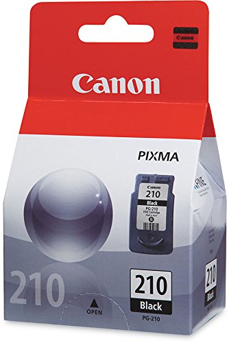 CNMPG210 - Canon PG-210 FINE Black Ink Cartridge For PIXMA MP240 and MP480 Printers