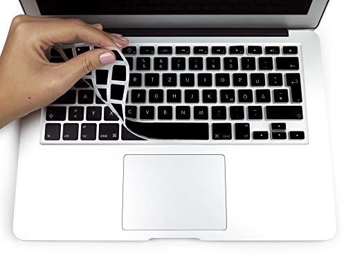 MyGadget Tastaturschutz QWERTZ für Apple MacBook Air 13