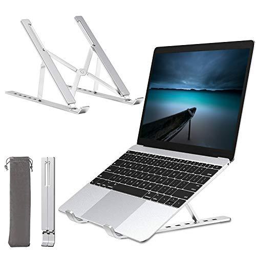 Xnuoyo Soporte para Computadora Portátil, Soporte Ajustable para Tableta Soporte de Escritorio...
