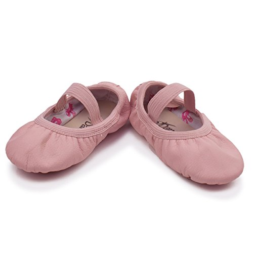 So Danca SD69S Leder-Ballerinas