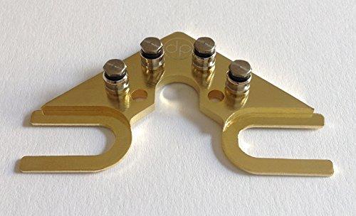 The String Butler V3trémolo–Gold Chrome
