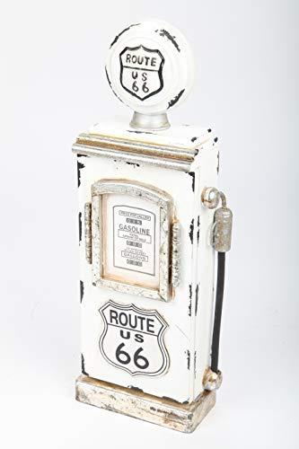point home Design-Schlüsselschrank Zapfsäule, Retro, weiß, 48cm