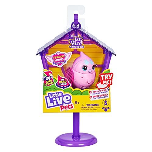 Little Live Pets - Lil' Bird & Bird House: Princess Polly | Linkable...