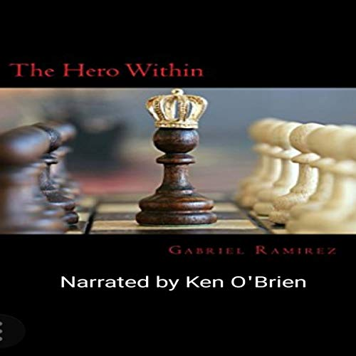The Hero Within audiobook cover art