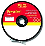 Rio Brands Powerflex 5X Tippet Line, 30 yd/5.0 lb