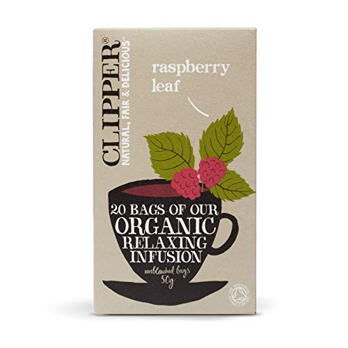 Clipper Organic Raspberry Leaf Infusion 20 bags
