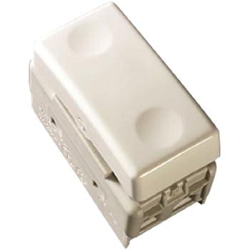 Bianco GEWISS GW20503 Interruttore Bipolare 250V