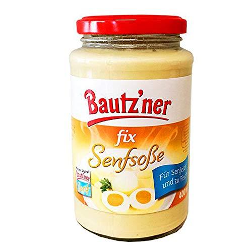 Bautzner fix Senfsoße 400g