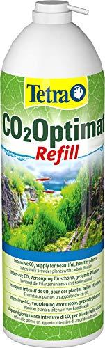 Tetra CO2-Depot - Ersatzflasche für CO2-Optimat zur Anreicherung des Aquariumwassers mit Kohlendioxid für prächtige Wasserpflanzen