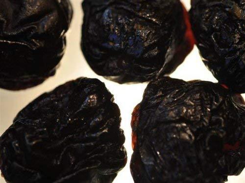 Pflaumen Trockenfrüchte, ohne Stein, ungeschwefelt & ohne Zuckerzusatz, 1kg - Bremer Gewürzhandel
