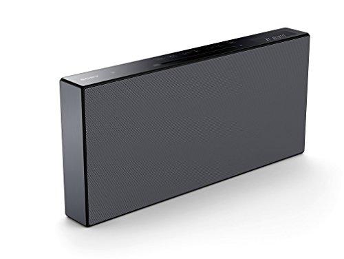 Sony CMT-X5CD Micro-HiFi System (40 Watt, CD-Player, FM/AM-Tuner, Bluetooth, NFC, USB) schwarz