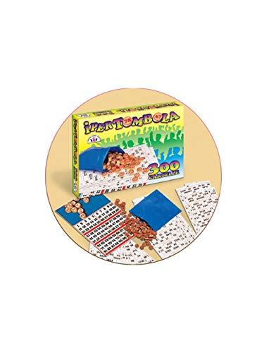 EDIZIONE MARCA STELL- Ipertombola, Multicolore, 86010.2