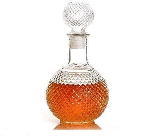 Botellero Decantadores de whisky de garrafa for espíritus Inicio La Barra de...